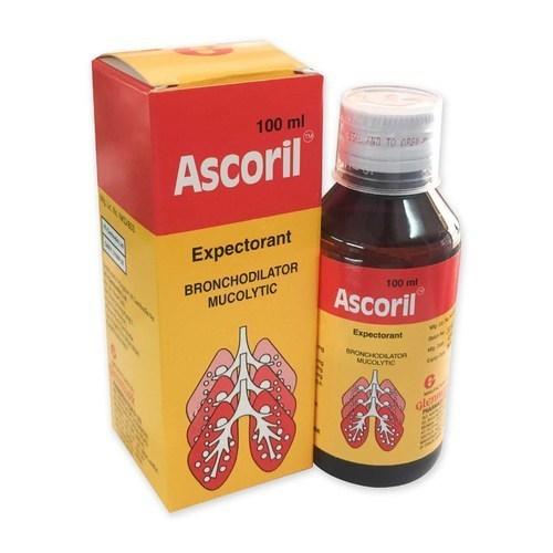Ascoril, Alpha-Zedex