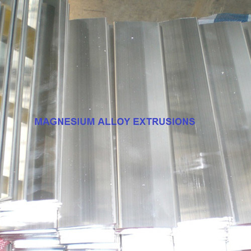 Extruded Magnesium Profile