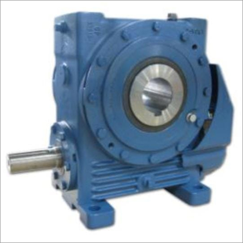 Gear box for running of conveyor system attached with electrical motors