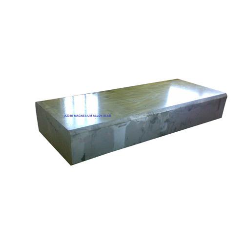 Magnesium Cast Slab Billets