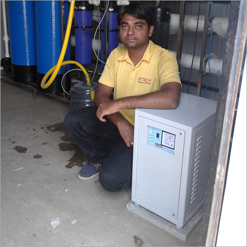 7.5 KVA Servo Voltage Stabilizer For Water Plant
