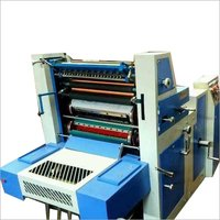 Two Color Setlite Non Woven Heavy Duty Printing Machine