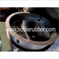 Butterfly valve seal