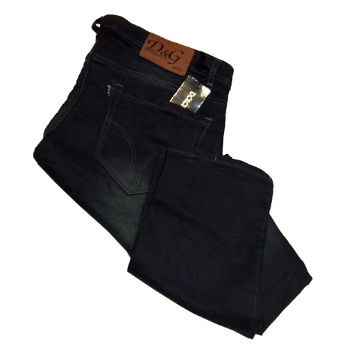 Men Plain Stretchable Jeans