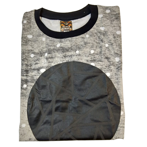 Mens Round Neck Designer T-Shirt