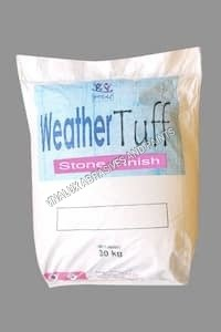Weather Tuff Stone Finish