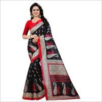 Bhagalpuri Printed Silk Sarees
