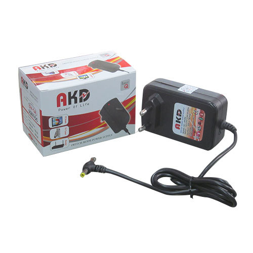 Double Pin DC Power Adapter