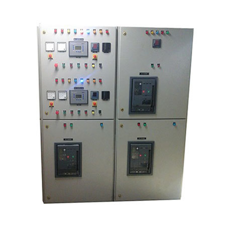 DG Synchronization Control Panel