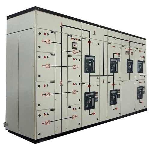 Automatic MCC Control Panels