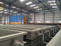 Hot Dip Galvanizing Plants