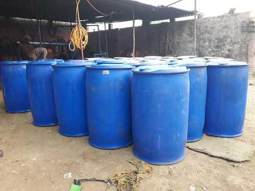 PVC Barrel