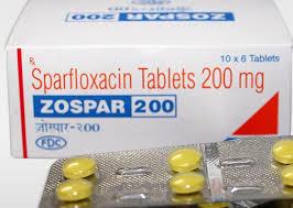 Sparfloxacin Tablet