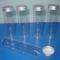 Transparent Pets Jar