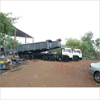 Hydraulic Container Trailers