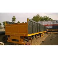 Truck Sidewall Trailer