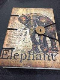 Designer Handmade Paper Diaries
