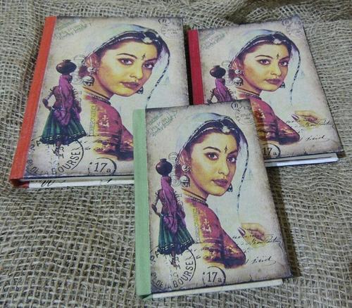 Handmade Notebook Diaries