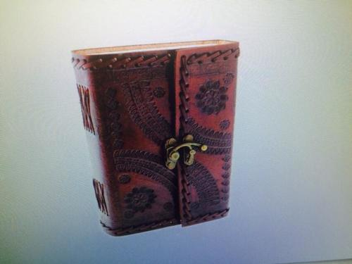 Handmade Leather Diaries