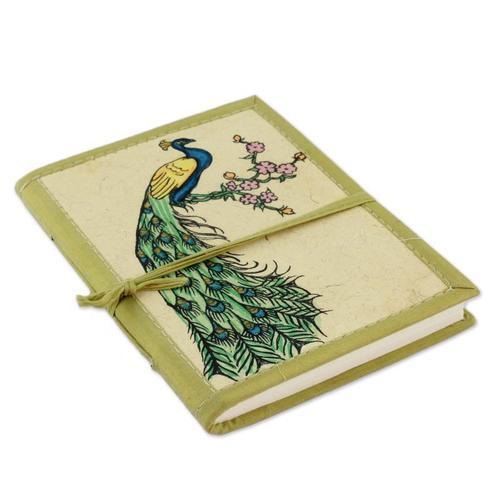 Handmade Personized Diaries