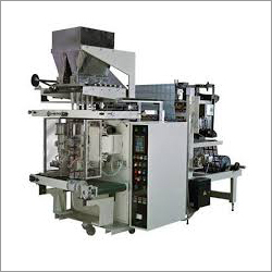 6 Track Powder Filling Machine