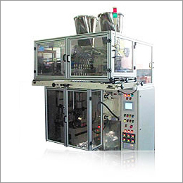 Multy track liquid filling Machines