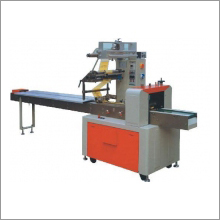 Automatic Flow Wrap Machines