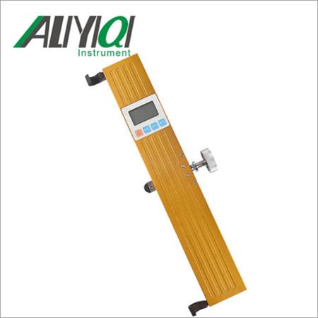 DGZ Elevator Rope Tension Meter