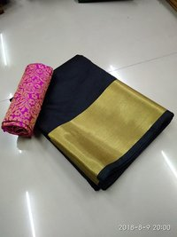 Cotton Designer Fancy Saree