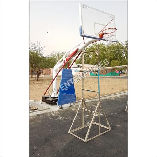 Adjustable Basket Ball Pole