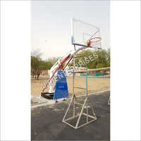 Basketball Pole Backboard