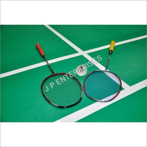 Indoor Badminton Flooring