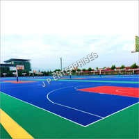Polypropylene Tile Flooring