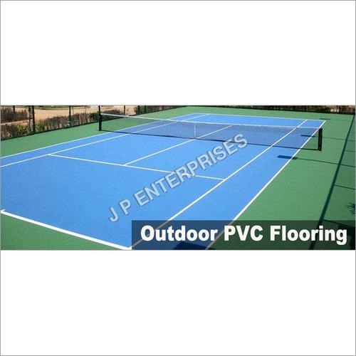 Outdoor Sports court  Flooring