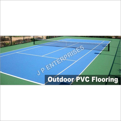 Pvc Outdoor Flooring Tile