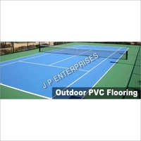 Outdoor Sports court  Flooring