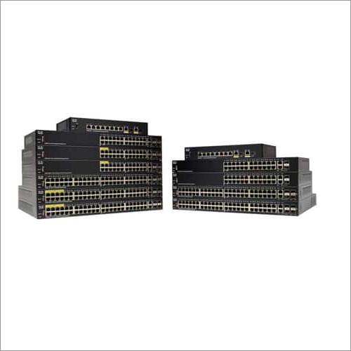 SG350-10P--K9-IN Managed Switches