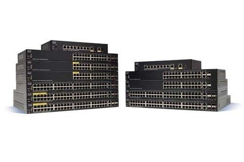 SF350-24MP-K9-EU Managed Switches