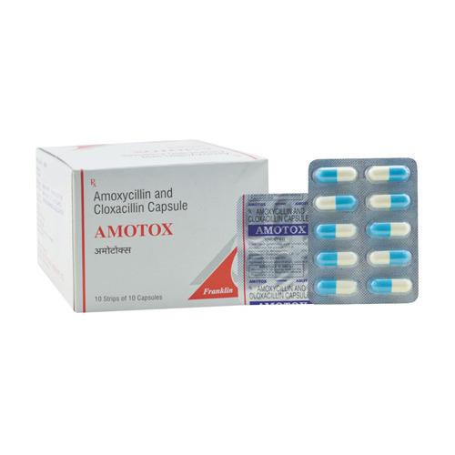 Amoxicillin & Cloxacillin Capsule