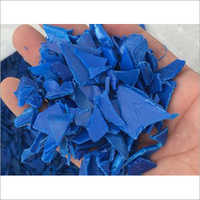 HDPE Blue Drums Flakes