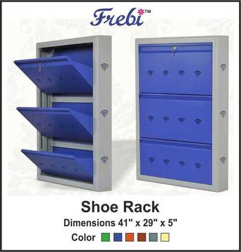 Laser Cutting Metal Shoe Rack