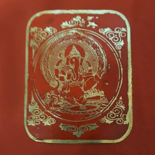 Designer Brass Name Plate