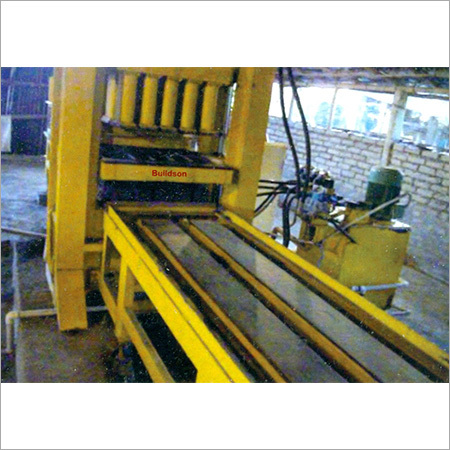 10 Brick Flyash Brick Machine