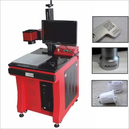 Desktop Fiber Laser Marking Machine 401