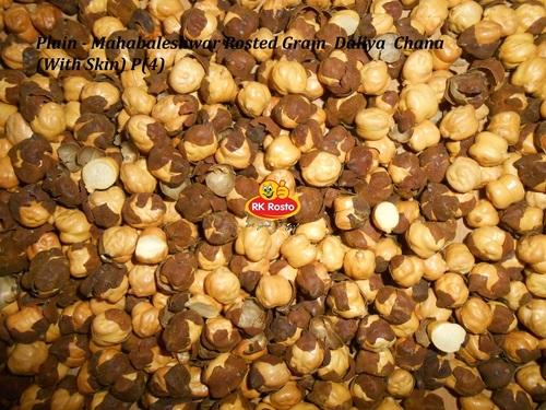 Plain - Mahabaleshwar Rosted Gram  Daliya  Chana With Skin