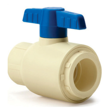 CPVC Industrial Ball Valve
