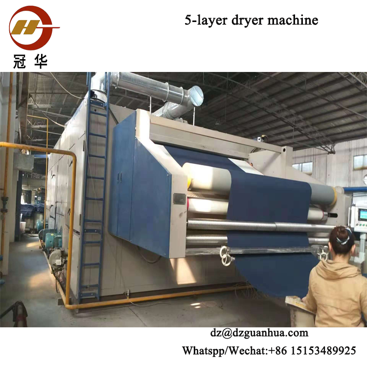 high efficient dryer machine for cloth