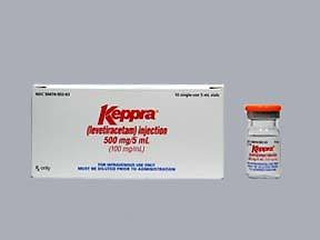 Levetiracetam Injection