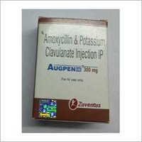 Amoxycillin Potassium Clveulanate Injection