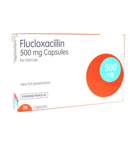 Flucloxacillin Capsule